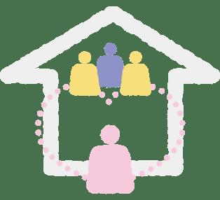 介護するご家族を支援するリハビリ
