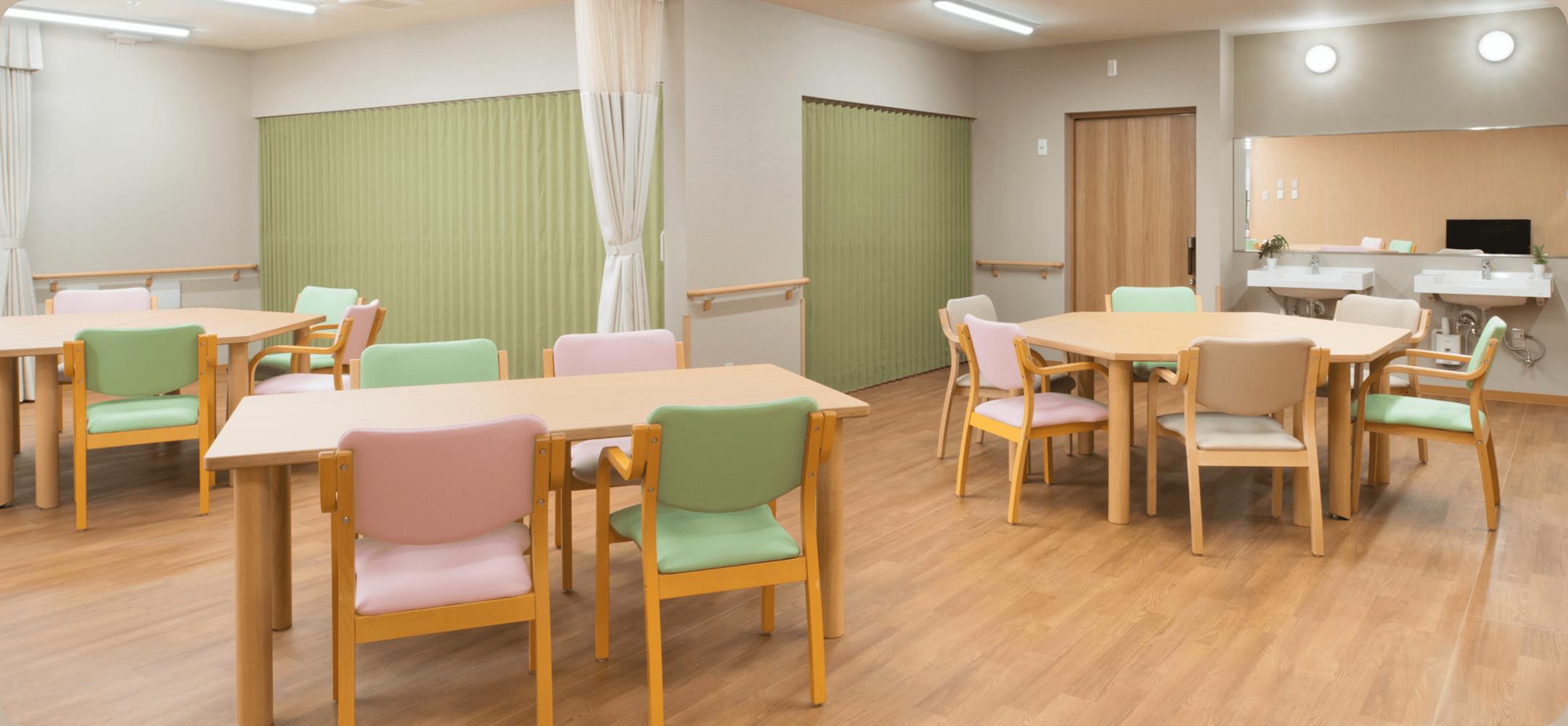 看護小規模多機能型居宅介護フロアイメージ