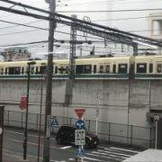 たまフレ!から見た小田急線