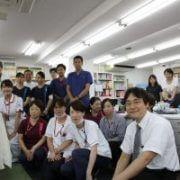 訪問診療の体験型アルバイトに参加してくださった看護学生