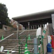 たまフレ!だけでなく他の福祉事業所の方々20人以上で作業を行う就労体験に参加した川崎市の会場。